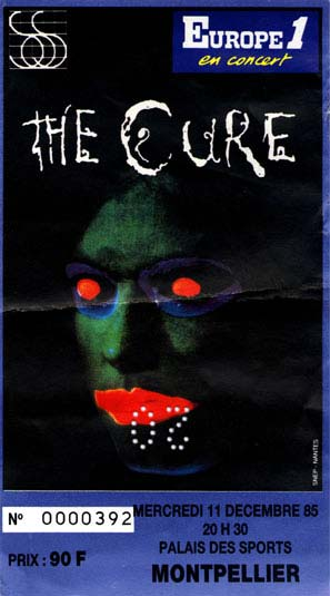Cure, The - Kyoto Songs