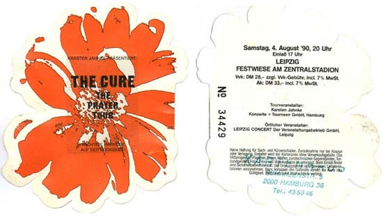 The Cure Leipzig